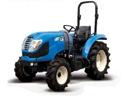 2016 LS Tractor XR4140H in Lancaster, South Carolina