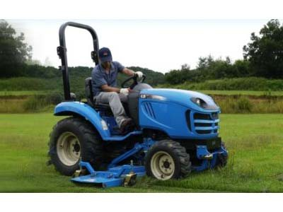 2019 LS Tractor LM1160 Finishing Mower in Mansfield, Pennsylvania