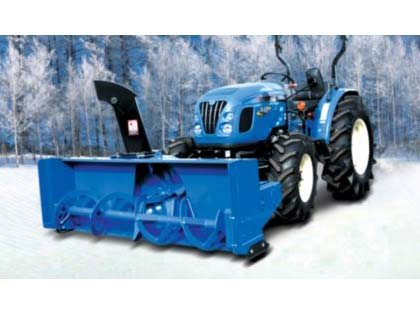 LS Tractor LW3168 Snowblower in Lancaster, South Carolina