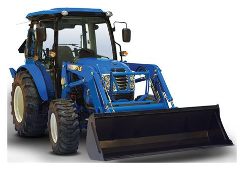 2019 LS Tractor XR4155HC in Lancaster, South Carolina