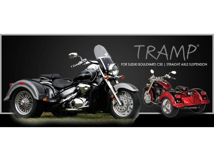 2015 Lehman Trikes/Suzuki Tramp® - Boulevard C50® in West Berlin, New Jersey