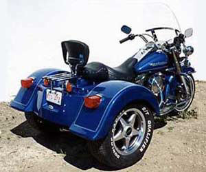 2004 Lehman Trikes Touring Bandit in Adams, Massachusetts