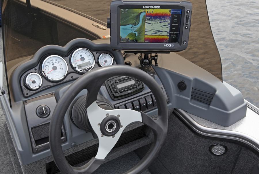 2015 Lund 1875 Pro-V SE in Sparks, Nevada