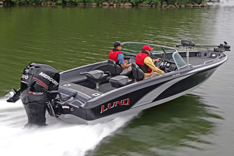 2015 Lund 202 Pro-V GL in Sparks, Nevada