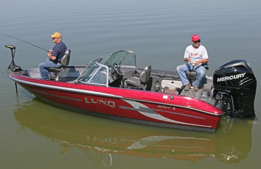2016 Lund 186 Pro-V GL in Sparks, Nevada