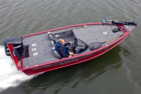 2017 Lund 1875 Pro-V Bass in Albert Lea, Minnesota