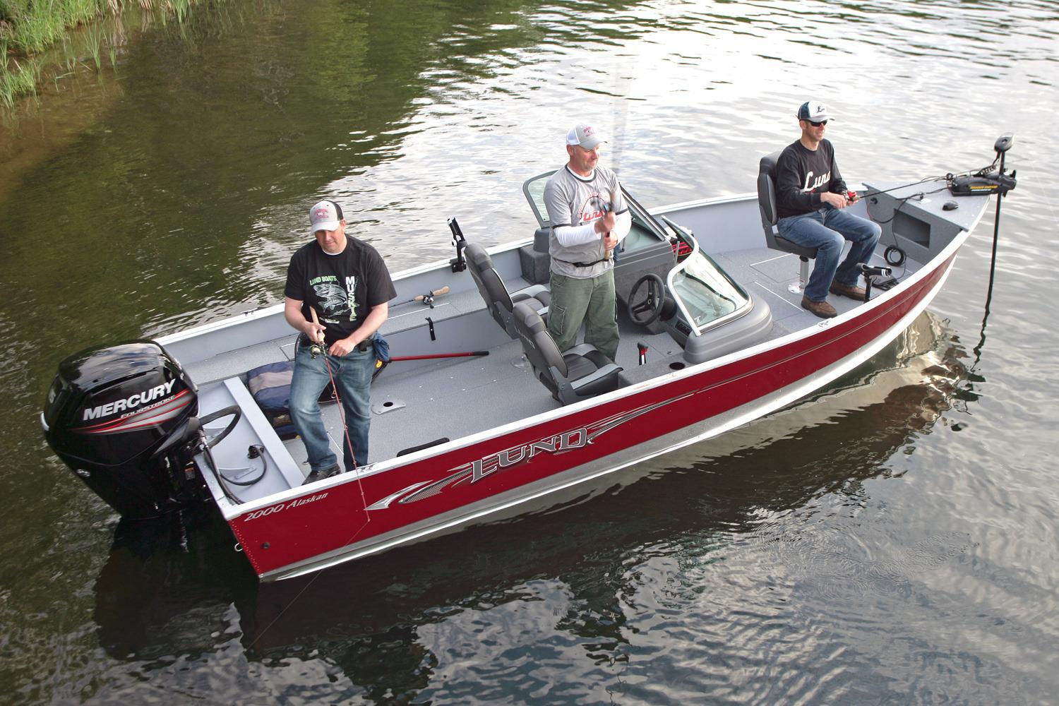 Lund boat accessories best boat 2017 for Best fishing boats 2017