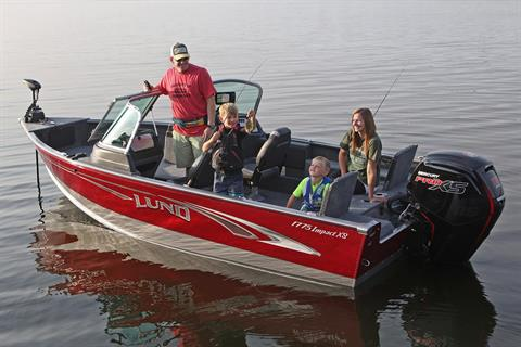 2018 Lund 1775 Impact XS in Kalispell, Montana