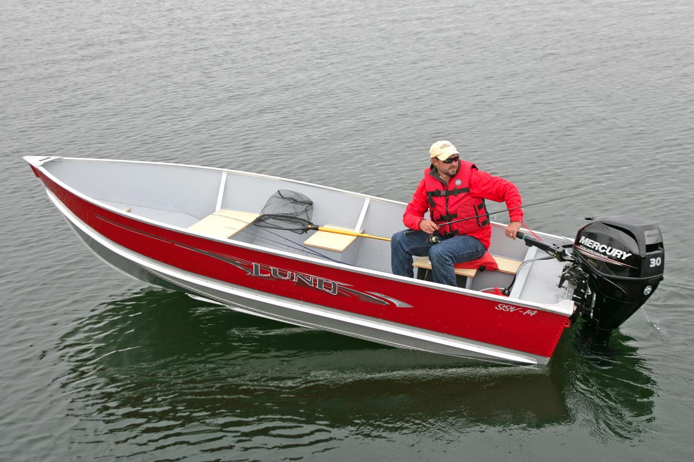 2018 Lund SSV-14 Tiller Power Boats Outboard Albert Lea
