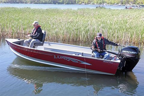 2019 Lund 1600 Fury Tiller in Albert Lea, Minnesota
