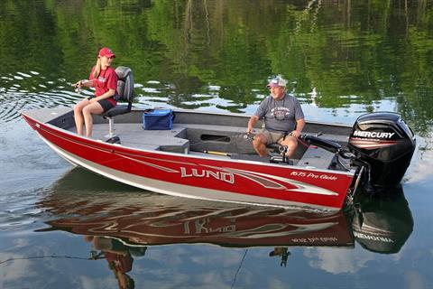 2019 Lund 1675 Pro Guide in Knoxville, Tennessee - Photo 1