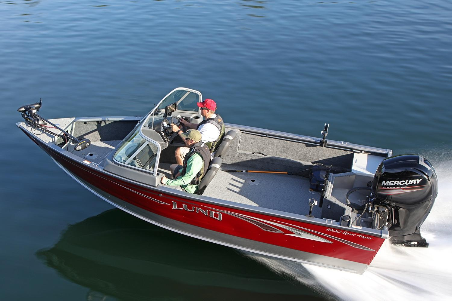 2019 Lund 1800 Sport Angler in Sparks, Nevada - Photo 1