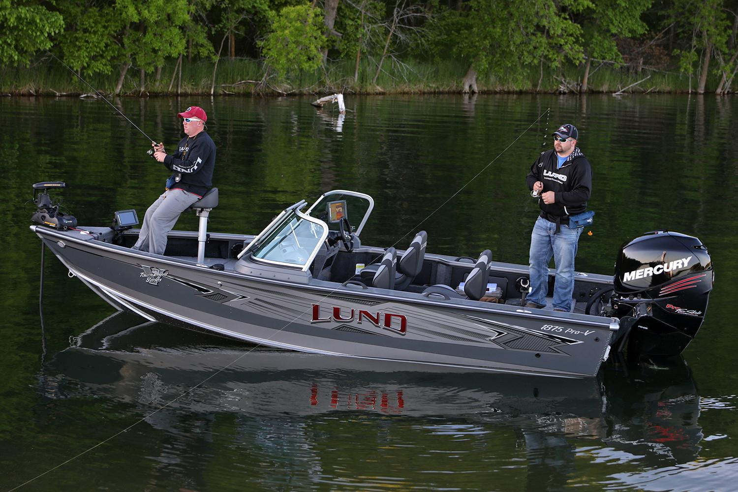 2019 Lund 1875 Pro-V Sport in Knoxville, Tennessee - Photo 2