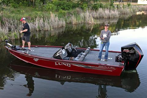 2019 Lund 2075 Pro-V Bass in Knoxville, Tennessee - Photo 3