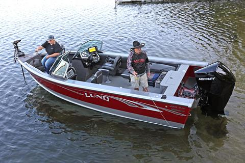2019 Lund 2075 Tyee Magnum in Knoxville, Tennessee - Photo 3