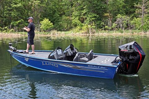 2019 Lund 1875 Pro-V Bass XS in Albert Lea, Minnesota