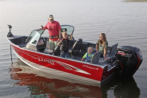 2019 Lund 1775 Impact XS in Knoxville, Tennessee