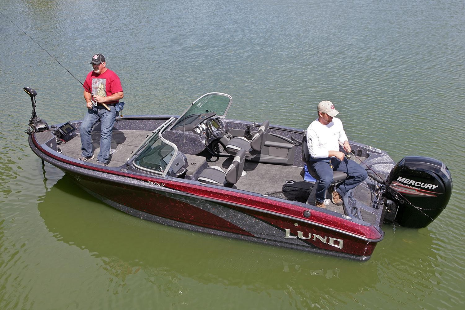 2019 Lund 189 Pro-V GL in Knoxville, Tennessee - Photo 3