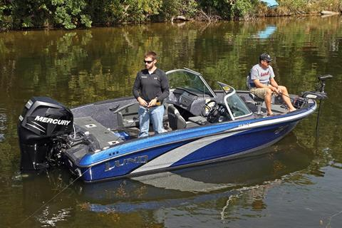 2019 Lund 189 Pro-V GL in Knoxville, Tennessee - Photo 4