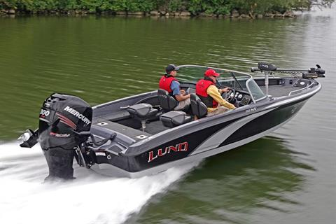 2019 Lund 202 Pro-V GL in Knoxville, Tennessee - Photo 1