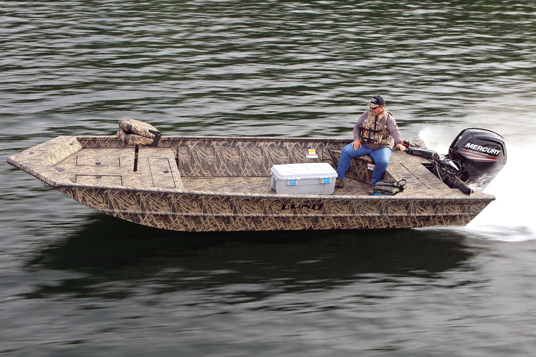 New 2019 Lund 2070 Predator Tiller Power Boats Outboard in Spark, NV