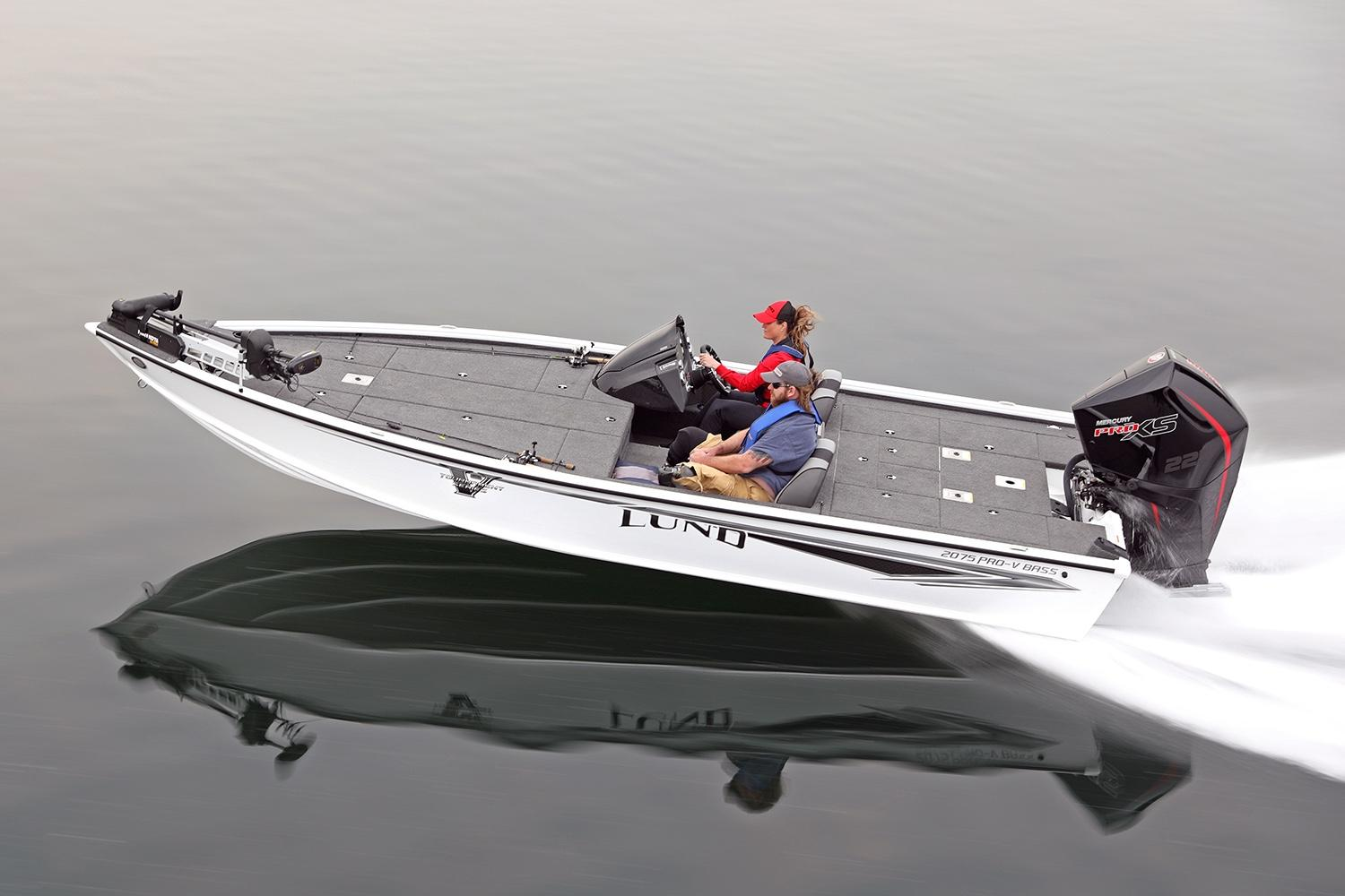 2020 Lund 2075 Pro-V Bass in Knoxville, Tennessee - Photo 1