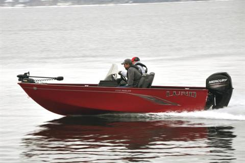 2021 Lund 1650 Angler SS in Albert Lea, Minnesota - Photo 1