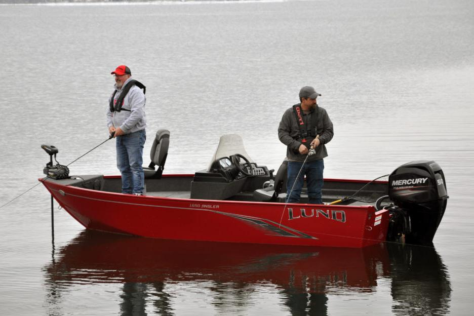 2021 Lund 1650 Angler SS in Albert Lea, Minnesota - Photo 2