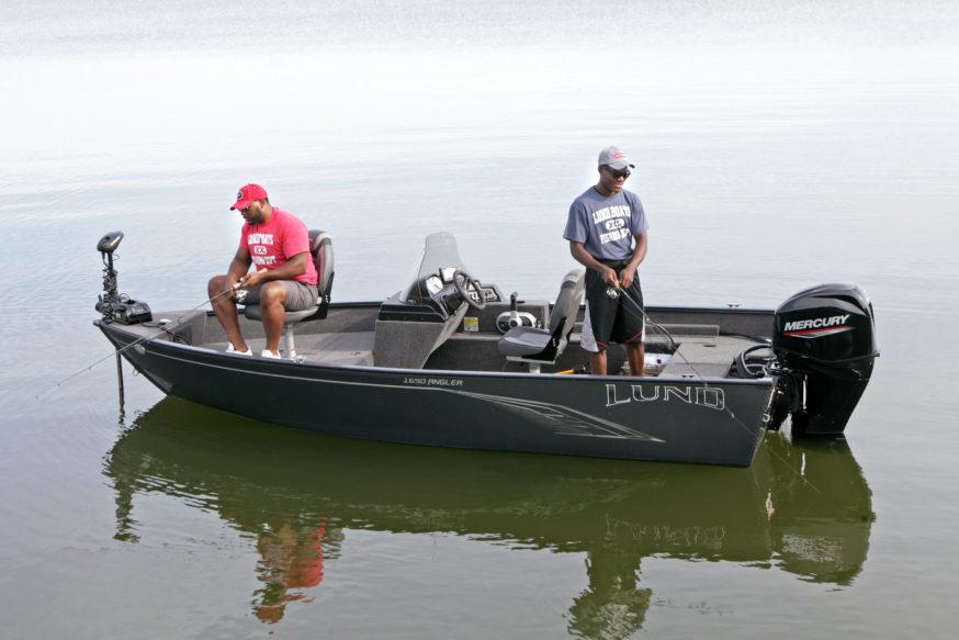 2021 Lund 1650 Angler SS in Albert Lea, Minnesota - Photo 4