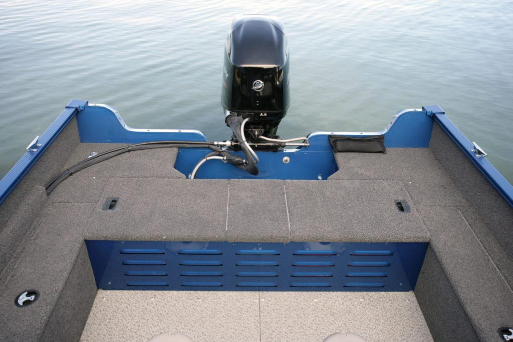 2021 Lund 1650 Angler SS in Albert Lea, Minnesota - Photo 7