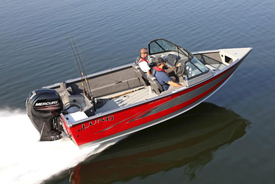2021 Lund 1800 Sport Angler in Albert Lea, Minnesota - Photo 1