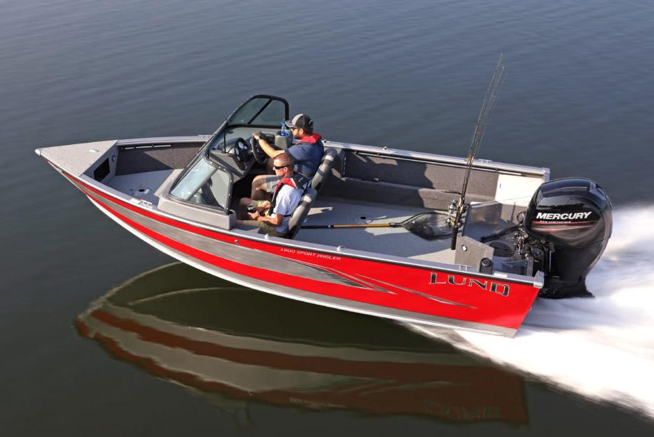 2021 Lund 1800 Sport Angler in Albert Lea, Minnesota - Photo 2