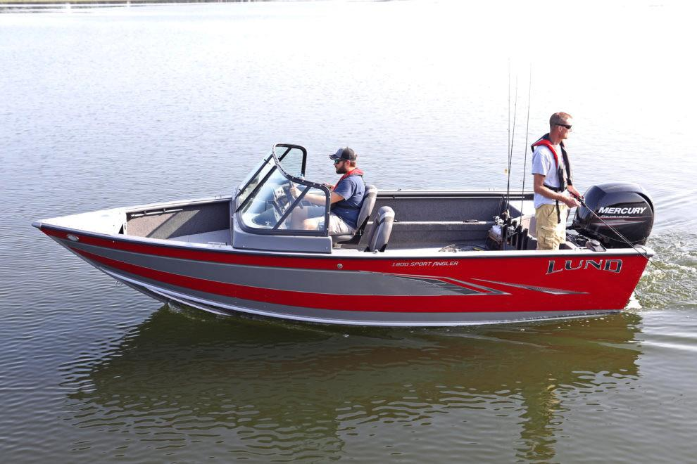 2021 Lund 1800 Sport Angler in Albert Lea, Minnesota - Photo 3