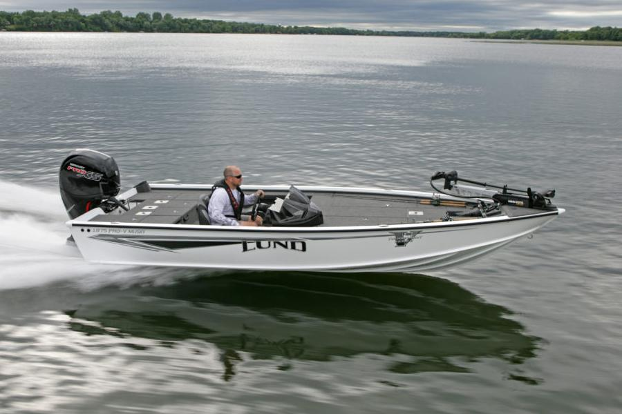 2021 Lund 1875 PRO-V MUSKY XS in Albert Lea, Minnesota - Photo 1