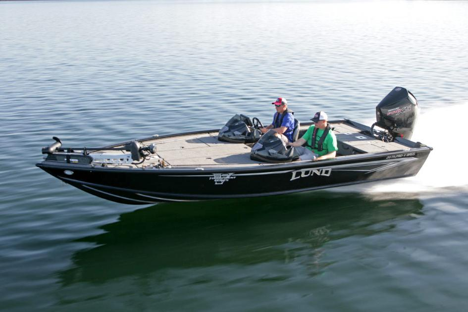 2021 Lund 2075 Pro-V Bass XS in Knoxville, Tennessee - Photo 1