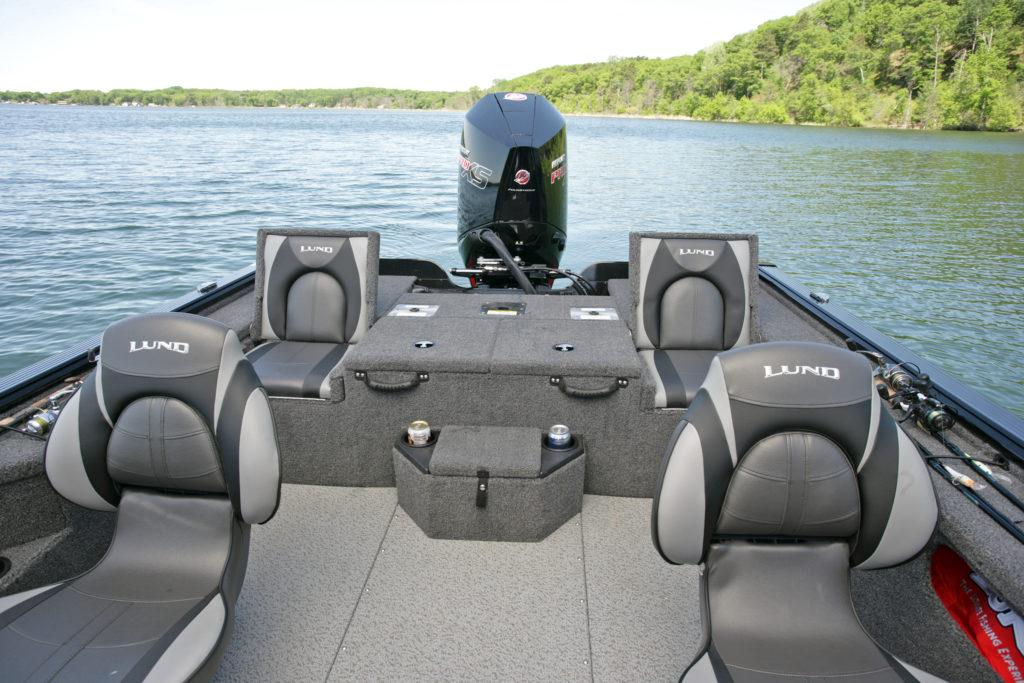 2021 Lund 2075 Pro-V Bass XS in Knoxville, Tennessee - Photo 7