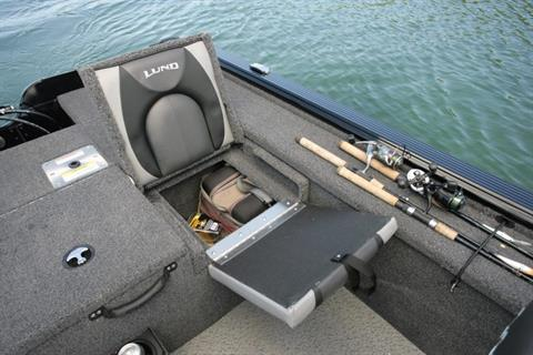 2021 Lund 2075 Pro-V Bass XS in Knoxville, Tennessee - Photo 10