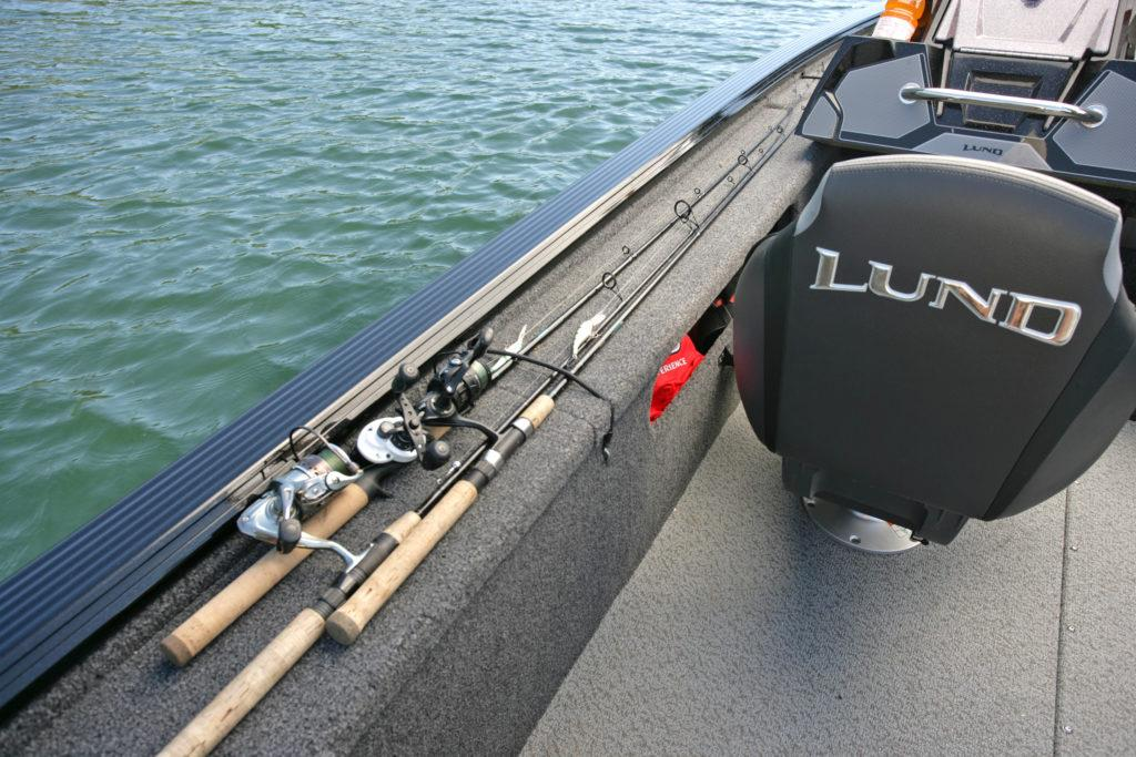 2021 Lund 2075 Pro-V Bass XS in Knoxville, Tennessee - Photo 12