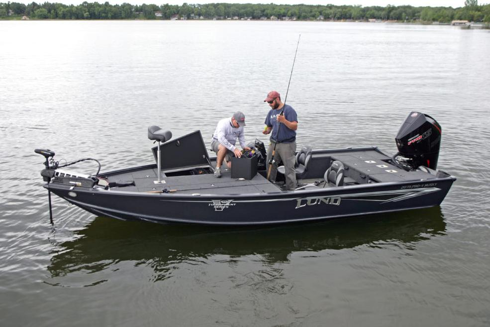 2021 Lund 2075 PRO-V MUSKY XS in Knoxville, Tennessee - Photo 2
