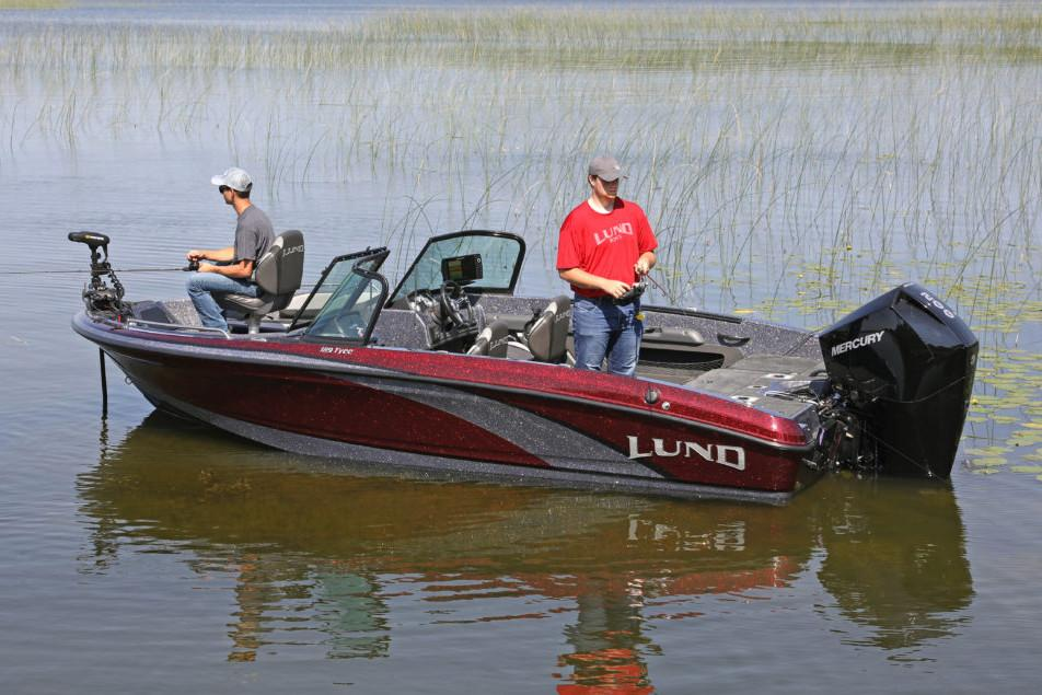 2021 Lund 189 Tyee GL in Knoxville, Tennessee - Photo 2