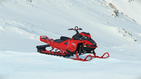 "2022 LYNX BoonDocker DS 4100 850 E-TEC PowderMax Light FlexEdge 3.0"" SHOT - EARLY INTRO in Rexburg, Idaho - Photo 9"