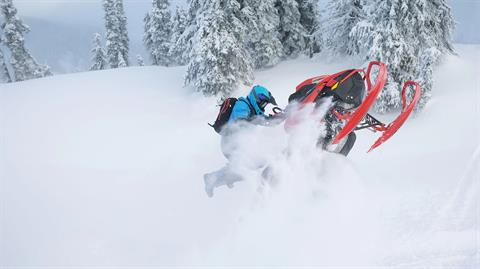 "2022 LYNX BoonDocker DS 4100 850 E-TEC PowderMax Light FlexEdge 3.0"" SHOT - EARLY INTRO in Woodinville, Washington - Photo 17"