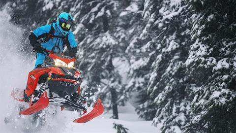 "2022 LYNX BoonDocker DS 4100 850 E-TEC PowderMax Light FlexEdge 3.0"" SHOT - EARLY INTRO in Bennington, Vermont - Photo 18"