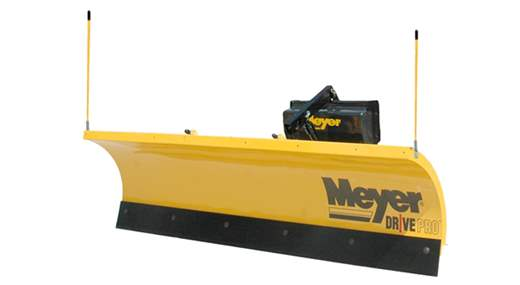 2017 Meyer Drive Pro 5 Ft. Power Angling Plow Package Euro 28000 in Eagle Bend, Minnesota