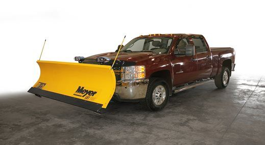 2017 Meyer Lot Pro Poly 7 Ft. 6 In. in Eagle Bend, Minnesota