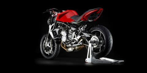 2016 MV Agusta Brutale 675 in Bellevue, Washington