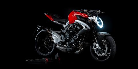 2016 MV Agusta Brutale 800 in San Bernardino, California