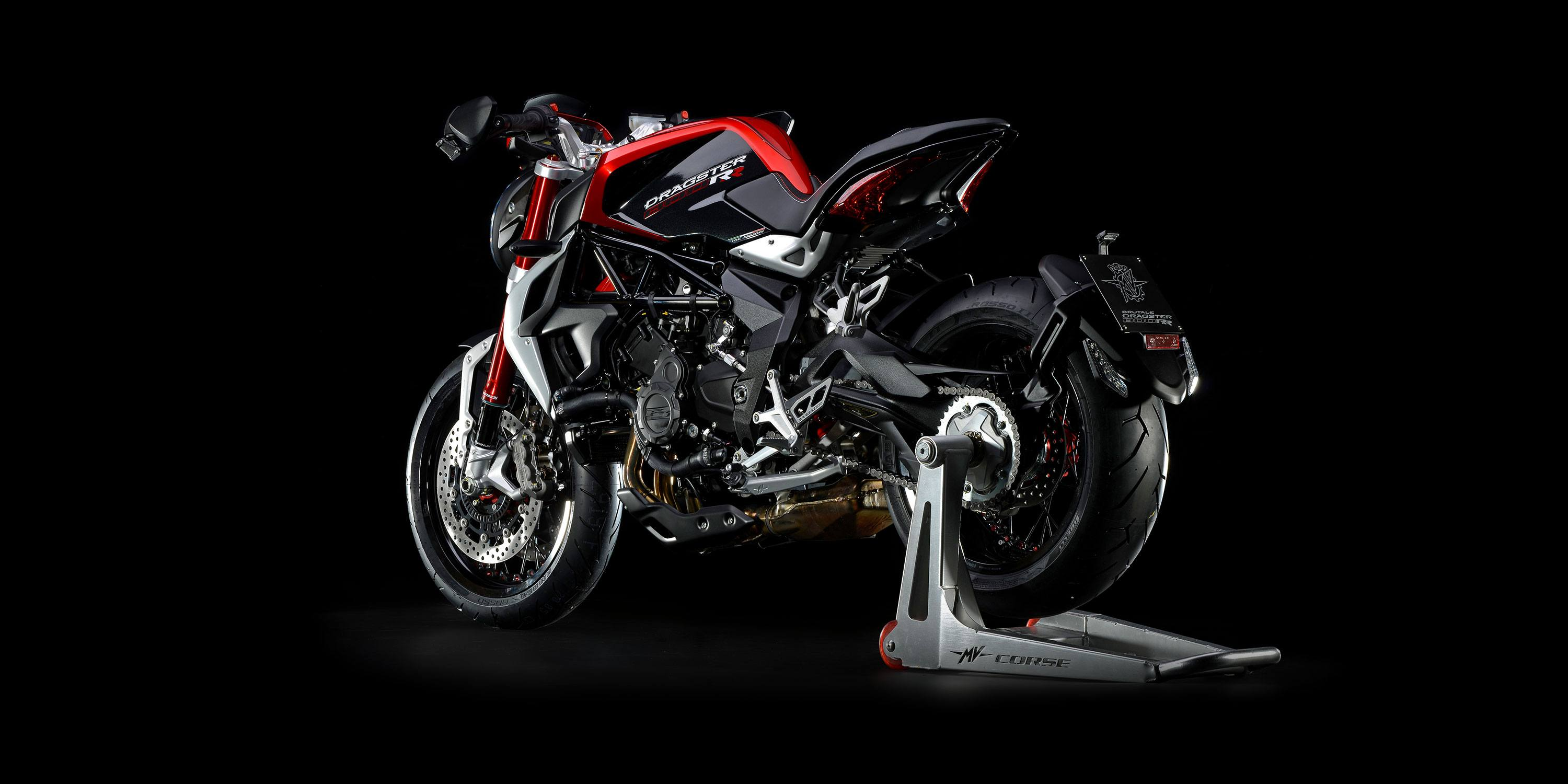 2016 MV Agusta Brutale 800 Dragster RR in Bellevue, Washington