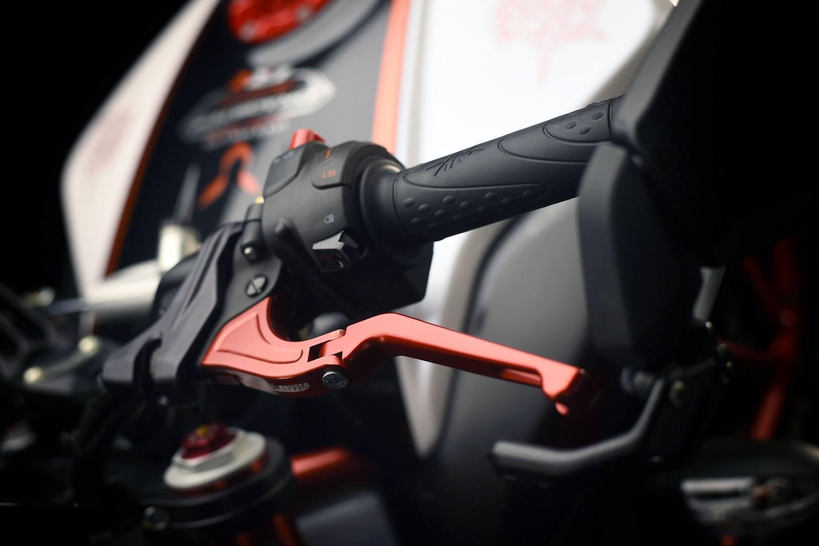 2016 MV Agusta Brutale Dragster 800 RR LH44 in San Bernardino, California