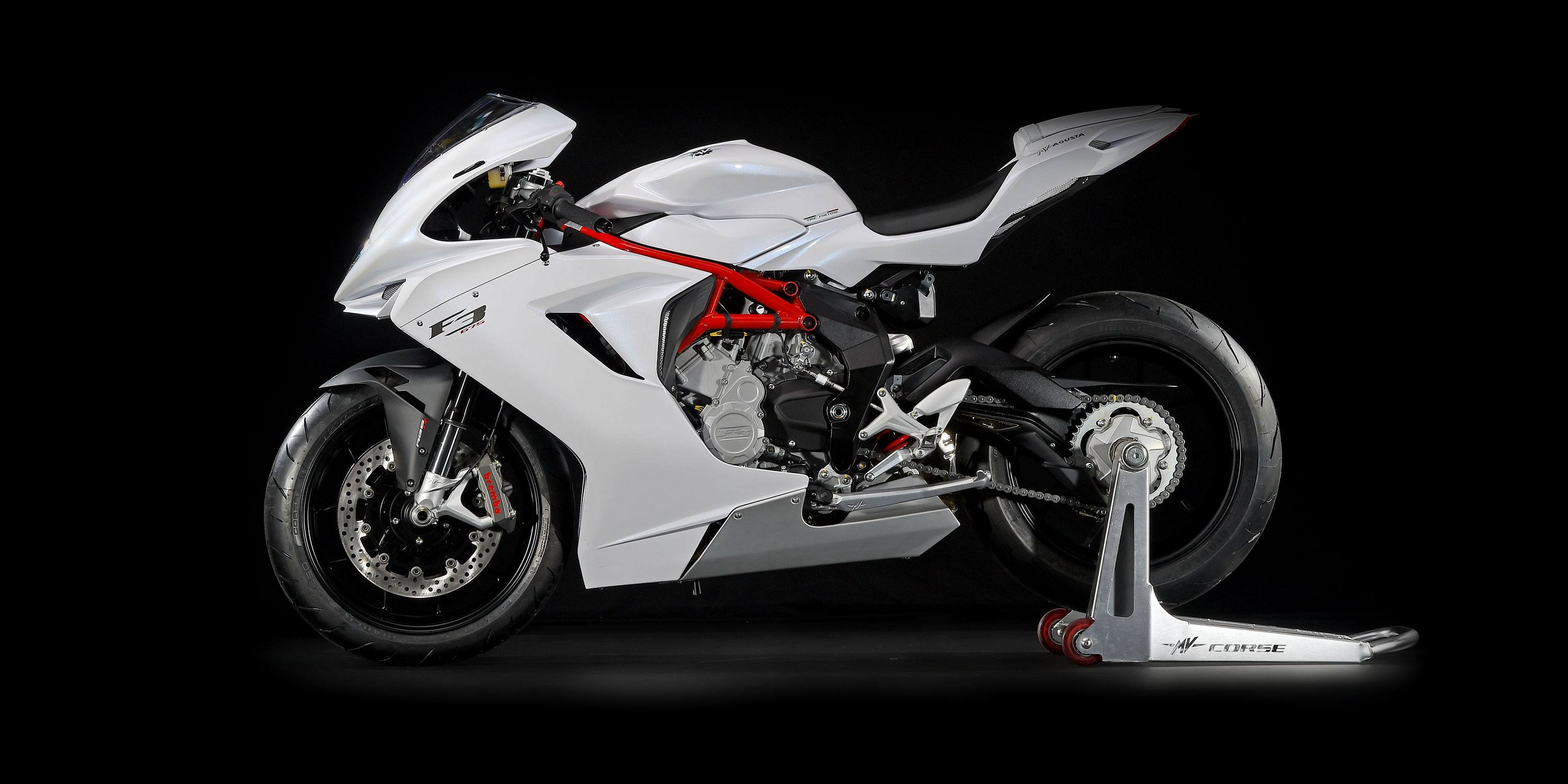 New 2016 MV Agusta F3 675 Motorcycles in Elk Grove, CA | Stock Number: